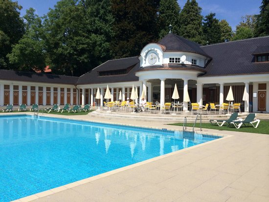 Hotel Bad Schachen : Swimming pool