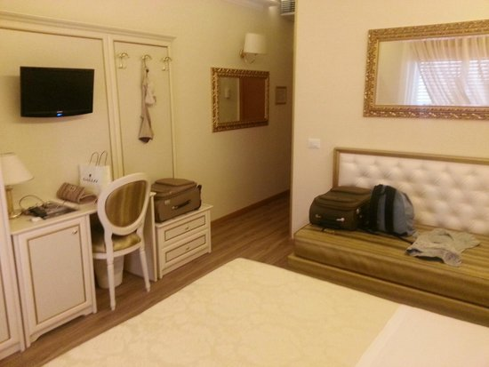Hotel Mazzanti : CAMERA DA LETTO 2