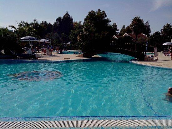 Villaggio Merino: La piscina