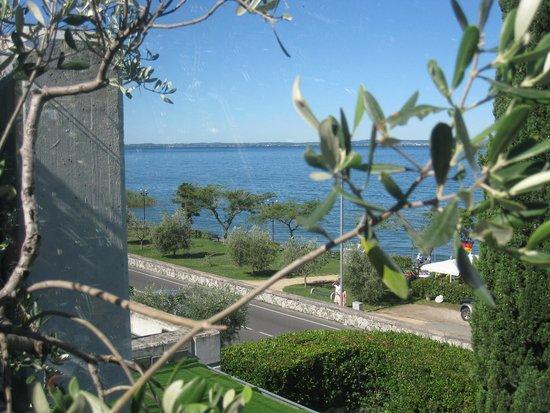 Hotel Caesius Thermae & Spa Resort : Blick von Frühstücksterrasse