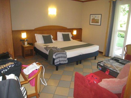Hotel Caesius Thermae & Spa Resort : Zimmer Haus Augustus