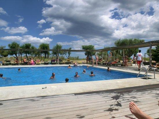 Camping & Bungalow Resort La Ballena Alegre Costa Brava: Hauptpool
