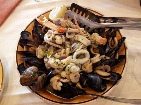 Sicilia in Tavola : Antipasto caldo ai frutti di mare