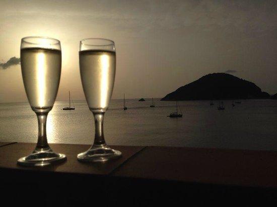 Hotel Scoglio Bianco: aperitivo