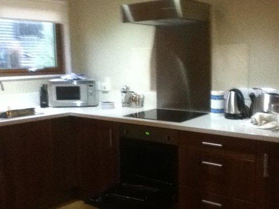 Bluestone National Park Resort: Kitchen