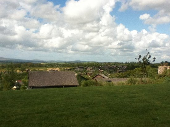 Bluestone National Park Resort: view