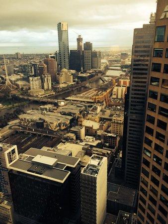 Sofitel Melbourne on Collins: Amazing view!