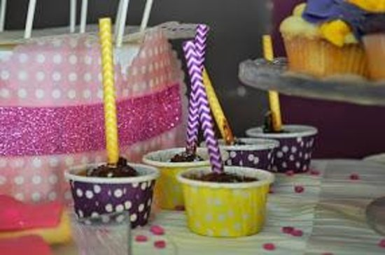 La Fabrica de Chocolate: popcakes