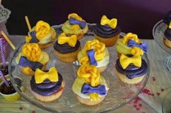 La Fabrica de Chocolate: cupcakes