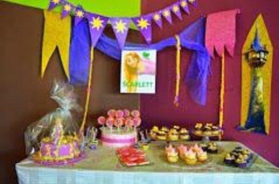 La Fabrica de Chocolate: mesa dulce