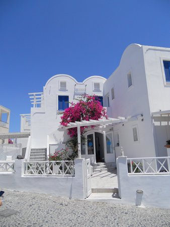 Loizos Stylish Residences: Hotel Lozos
