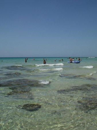Messapia Hotel & Resort : spiaggia le maldive del salento