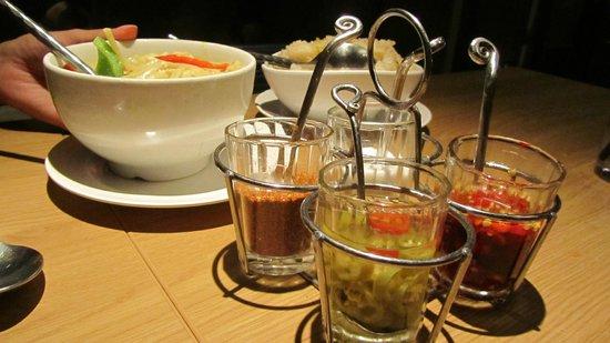 Addie's Thai Cafe : il colore e la fragranza delle spezie