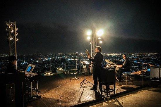 Sky Bar, Bangkok: band