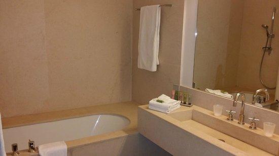 Chateau de la Pioline : Salle de bain
