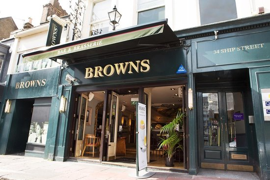 Browns Bar and Brasserie