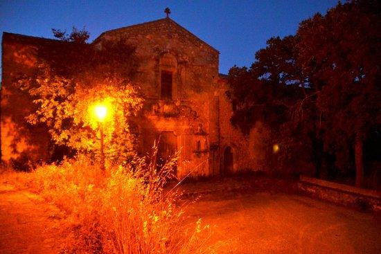 Parco delle Madonie : Convento dove Frate Umile  eseguiva le proprie opere