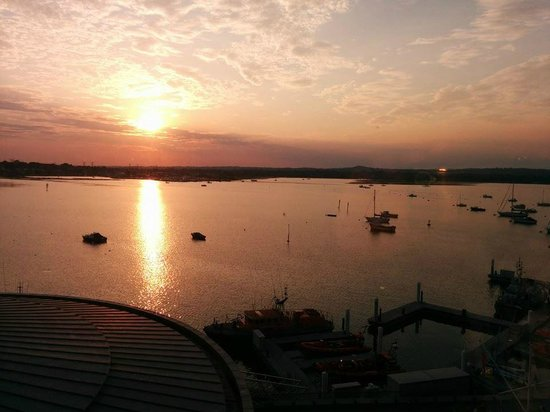 RNLI College: Room with a View