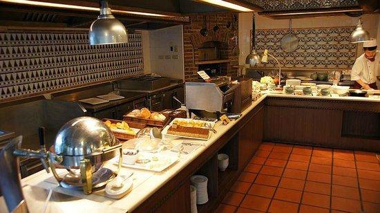 Promisedland Resort & Lagoon : 用餐區