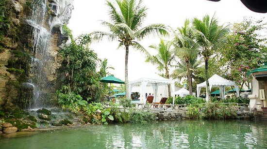 Promisedland Resort & Lagoon : 遊河景觀