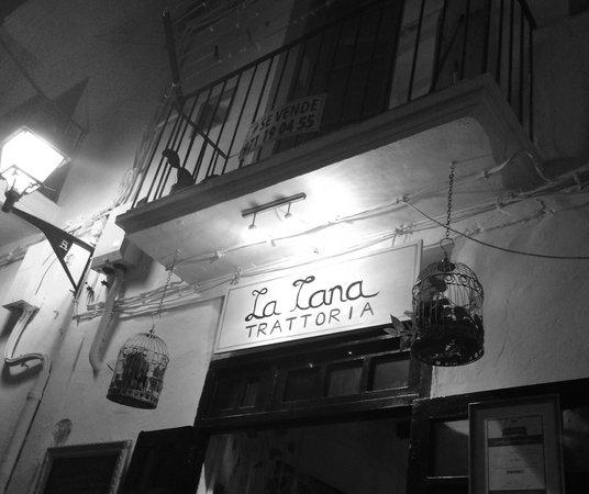 La Tana: Mouth-watering, succulent, fresh, home-made Italian cuisine