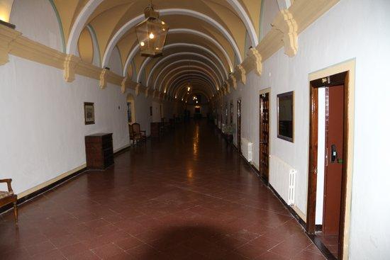 Hotel Monasterio de Piedra & Spa: vue de l'hôtel