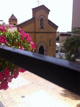 Kalos: Dal balconcino