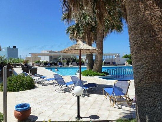 Hara Ilios Hotel : Piscine