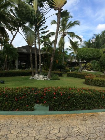 The Reserve at Paradisus Punta Cana : Grounds