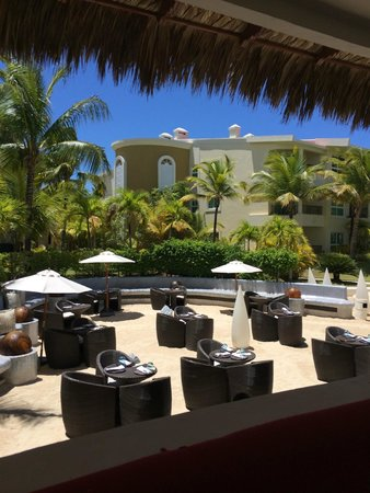 The Reserve at Paradisus Punta Cana : HyrdoGrill