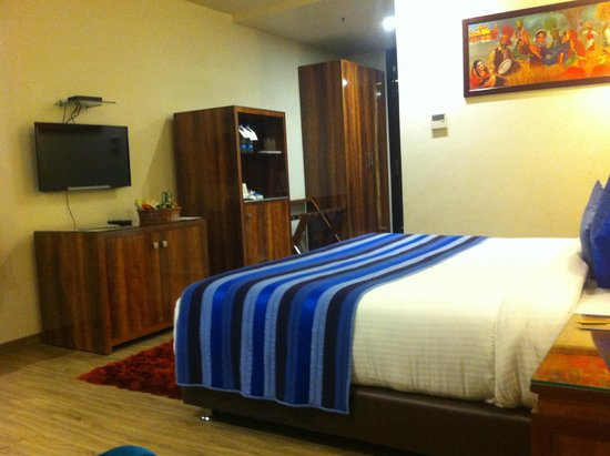 Avaas Lifestyle Hotel : Deluxe Room