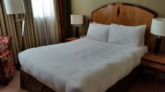 Hilton London Paddington: Comfortable bed