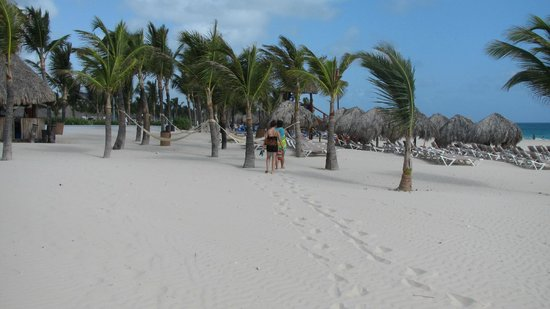 Hard Rock Hotel & Casino Punta Cana: The Beach