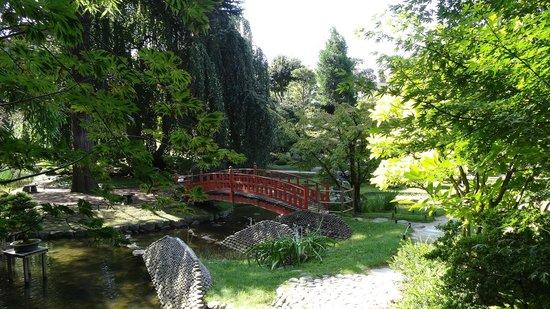 Tonnelle du verger-roseraie - Photo de Albert Kahn Musee et Jardins ...