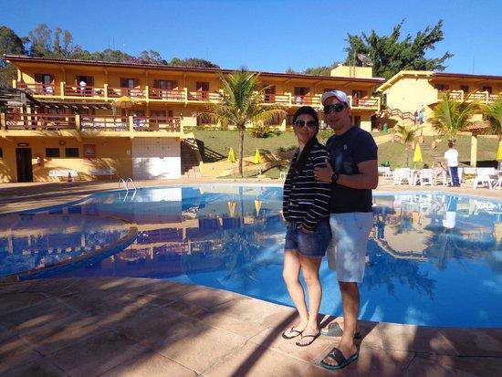 Hotel Fazenda Saint Nicolas : Ótimo para relaxar e descansar!