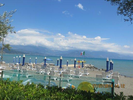Hotel Torre Oliva : Un tratto della spiaggia