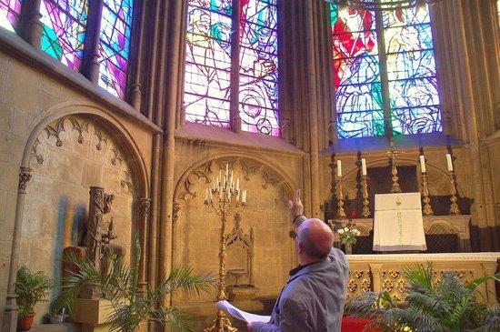 Cathédrale Saint-Étienne : Dimanche  27 avril 2014 - visite commentée par Christian Schmitt