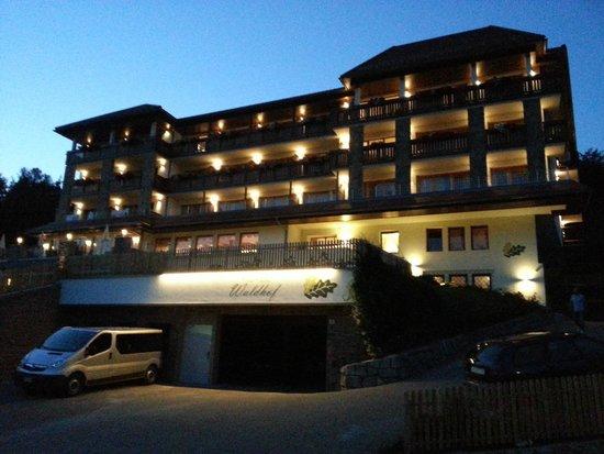 Hotel Waldhof: L'hotel di sera