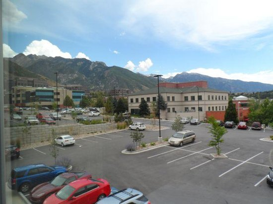 Hyatt Place Salt Lake City/Cottonwood : Room with a View