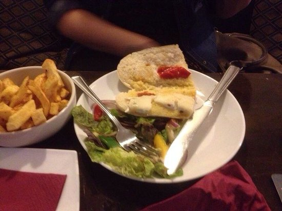 The Old Court Hotel: Another Panini, void of body!