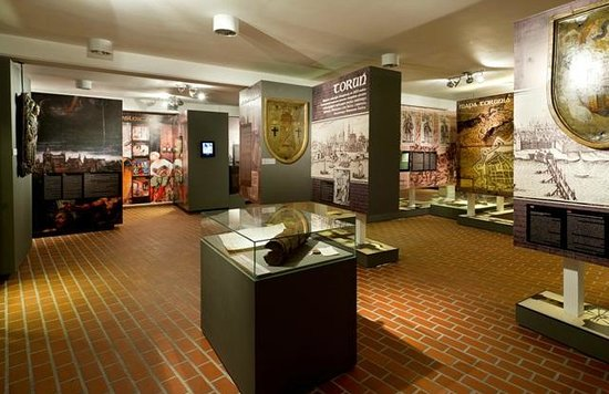 Dom Eskenów - Muzeum Historii Torunia