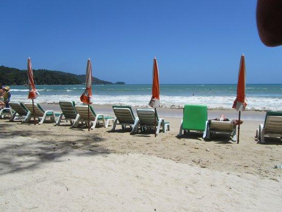 Holiday Inn Resort Phuket : The Beach @ Holiday Inn