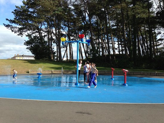 Solway Holiday Village: Water park