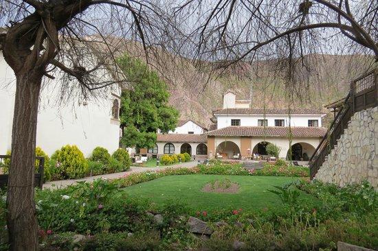 Sonesta Posadas del Inca Yucay: Jardim do hotel