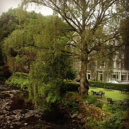 Lodore Falls Hotel: picture perfect