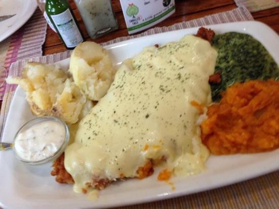 Buffalo Grill & Bistro: The best chicken snitzel in Phalaborwa !