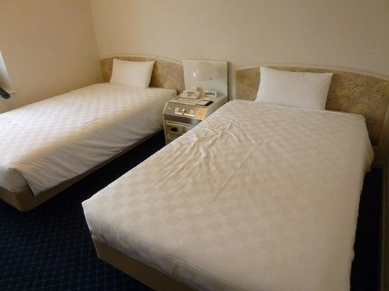 Tokyo Prince Hotel: 部屋