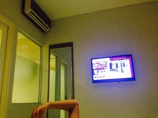 favehotel Braga: Tv