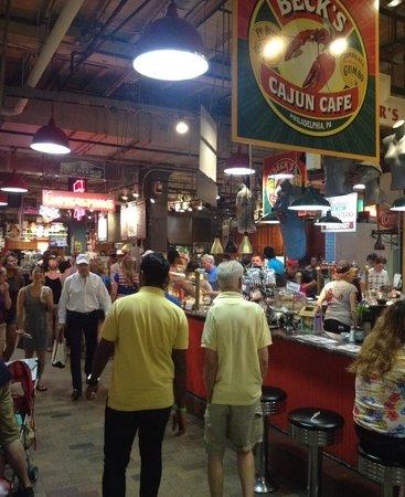 Reading Terminal Market : Reading Market
