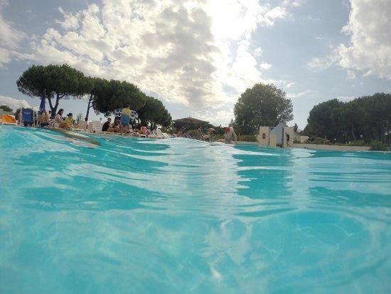 The Village Salento : vista dalla piscina